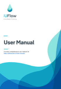 iUFlow User Manual Uroflow Directions  for a Perfect Flow Diary
